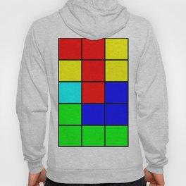 Tetris T-shirt Hoody