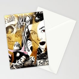For a good time call... Stationery Cards