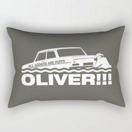 Top Gear: Oliver Rectangular Pillow