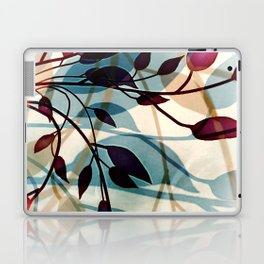 Flood of Leafs Laptop & iPad Skin