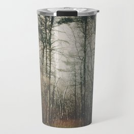5 am forest wanders Travel Mug