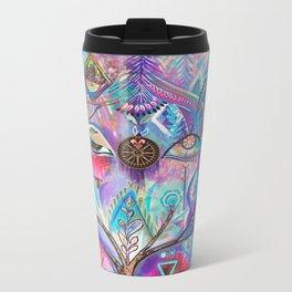 The Goddess Metal Travel Mug