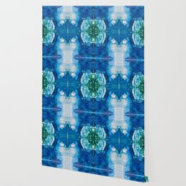 Deep Blue Ocean Life Wallpaper