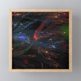 Le Rêve d'Ica Framed Mini Art Print