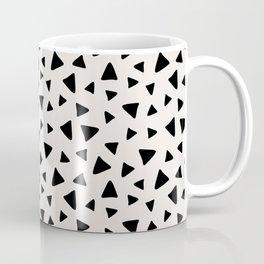 Geometric Dot Coffee Mug