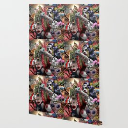 Cosmic Witchcraft Wallpaper