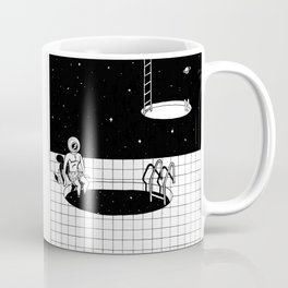 Cosmic pool Coffee Mug