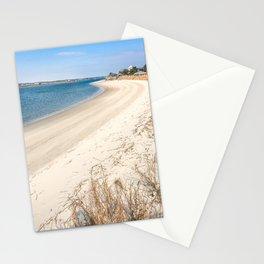Sandy Beach Stationery Cards