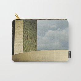 Brasilia, Brazil Architecture Carry-All Pouch