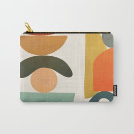 Modern Abstract Art 72 Carry-All Pouch