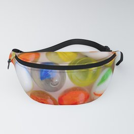 Group of Marbles Fanny Pack