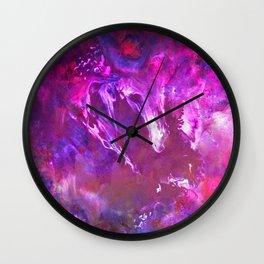 α Peacock Wall Clock
