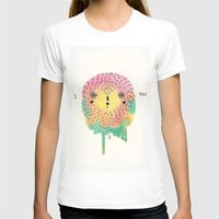 sloth T-shirts featuring sloth by Alba Blázquez