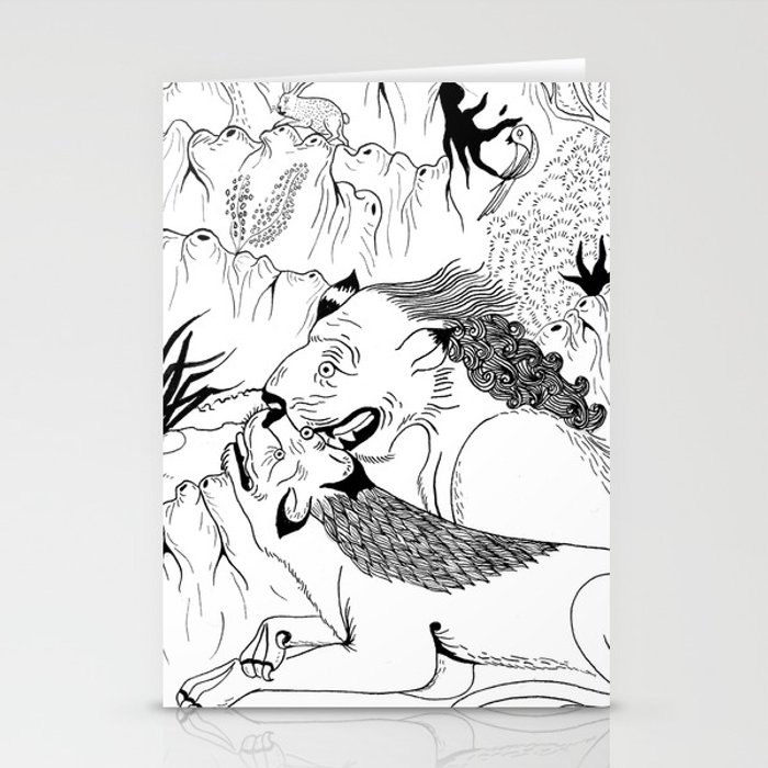 Selvagens  Stationery Cards