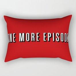 The Last one Rectangular Pillow