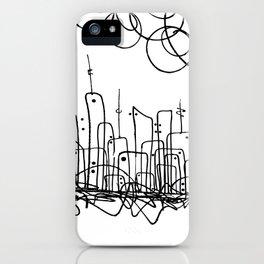 Living City iPhone Case