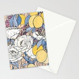 Garden stories. Sunset Stationery Cards