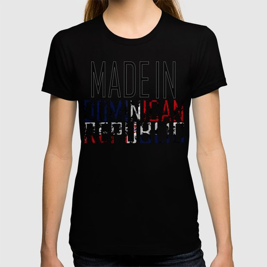 Made In Dominican Republic by virgodesigns
