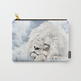 Barbary Lion Carry-All Pouch