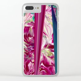 Kiki Clear iPhone Case