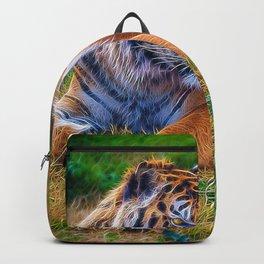 Extraordinary Animals - Tiger 1 Backpack