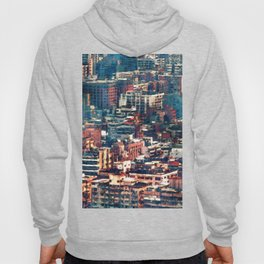 Continuous City Structures Hoody