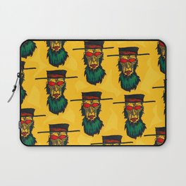 Beware the killer Amish! Laptop Sleeve