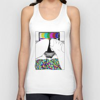 apollonia Tank Tops featuring asc 511 - L'extatique (The ecstatic) by From Apollonia with Love