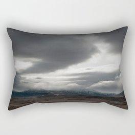 Heavy Sky Rectangular Pillow