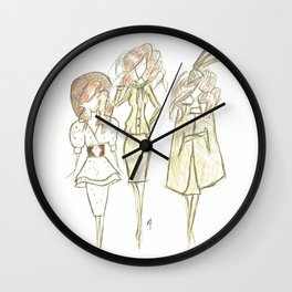 Nefler Wall Clock