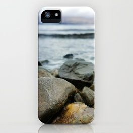 Scotland Rocks iPhone Case