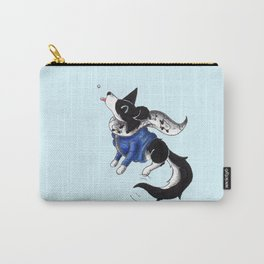 Parka Collie Carry-All Pouch