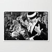 Tango3 Canvas Print