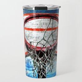 Basketball vs 111 Travel Mug