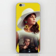 Gaby iPhone & iPod Skin