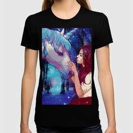 The Beauty of Imagination (Painting) T-shirt