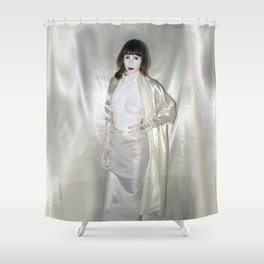 "say no to patriarchy / ""the fashion"" Shower Curtain"