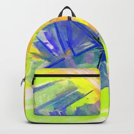 Abstraction of light Backpack