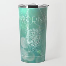 WOODKING Travel Mug