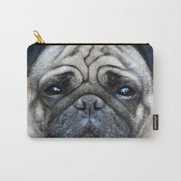 Precious Pug Carry-All Pouch