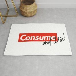 Consume & Die Rug