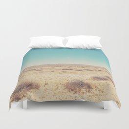 the Mojave Desert ... Duvet Cover