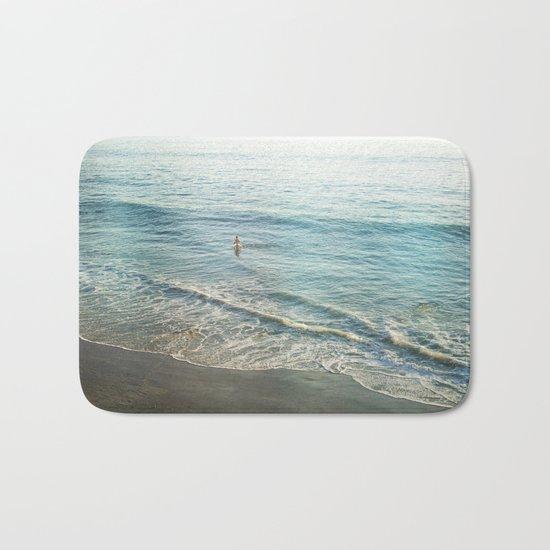 Morning Swim Bath Mat