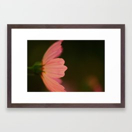 unfolded Framed Art Print