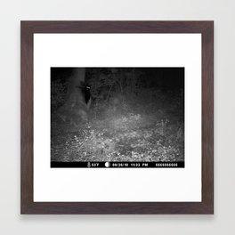 climbing Framed Art Print