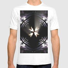 Upside-down Umbrella and A Flashlight T-shirt