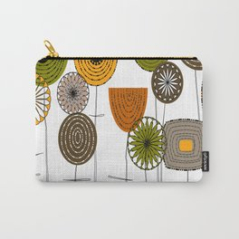 Autumn Blooms Carry-All Pouch