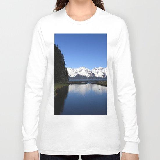 Tonsina Creek Long Sleeve T-shirt