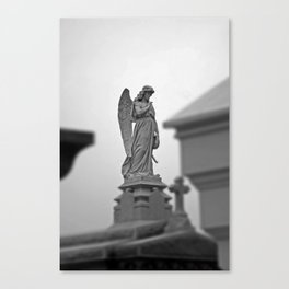 Angel of New Orleans Canvas Print