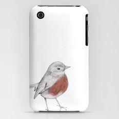 Lucky Robin iPhone (3g, 3gs) Slim Case